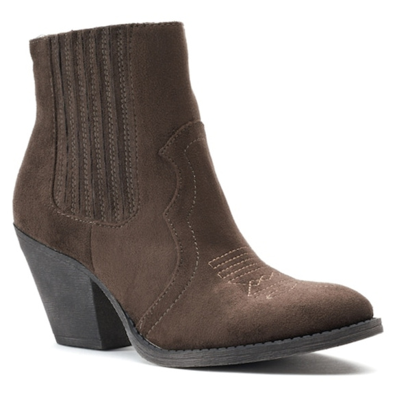 SO® Network Women's Western ... Ankle Boots free shipping top quality cheap sale comfortable nicekicks cheap price cheapest price AmNZNZc2M